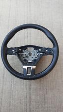 VW PASSAT B7 Leather Steering Wheel