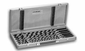 FAMAG 1493 Lewisform Schlangenbohrer, 400mm, Profi-Satz, 6-teilig