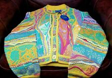 Rare Limnos Sweater Beautiful Colorful Womens Sz Large New with Tags!!