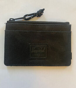 HERSCHEL SUPPLY CO - Oscar Camo Zip Card Holder