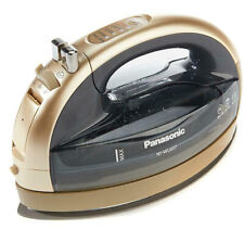 Panasonic Ni-Wl607N 360º Advanced Ceramic Sole Plate Steam Iron (Champagne)