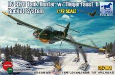 "Bronco 1/72 Blohm & Voss P178 Tank Hunter with ""Fliegerfaust"" B Rocket System #"