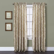 Lush Decor Curtains Drapes And Valances For Sale