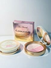 TOO FACED CANDLELIGHT GLOW   ROSY GLOW   HIGHLIGHTING POWDER DUO