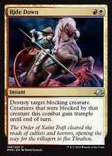 Ride Down x4 NM Eldritch Moon MTG Magic Cards Gold Uncommon