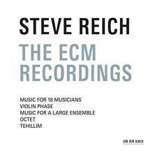 The ECM Recordings von Steve Reich (2016)