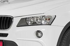 CSR Scheinwerferblenden für BMW X3 F25 SB267