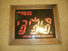 THE POLICE CARNIVAL MIRROR 1980'S GHOST IN THE MACHINE STING VINTAGE