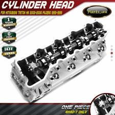 Cylinder Head w/ Camshaft for Mitsubishi 4M40-T Triton MK Pajero NH NJ NK NL