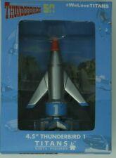 "Titans 4.5"" Figures Thunderbirds Collection Thunderbird 1"
