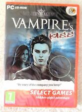 39689-Mystery Agency Vampire's Kiss [new & sealed] - PC (2012) Fenêtre