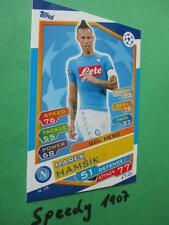 Topps Champions League 2016 17 UCL Hero hamsik n15 napoli 2017 Nordic Edition