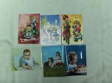 VINTAGE: 6 cartes postales ENFANTS