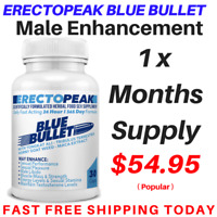 MALE PENIS ENLARGEMENT PILLS THICKER LONGER LARGER - TESTOSTERONE - AUST MADE