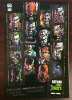 🔥🔥  BATMAN: THREE JOKERS #3 - 1:450 COMPILATION VARIANT 🔥  NM  🔥🔥