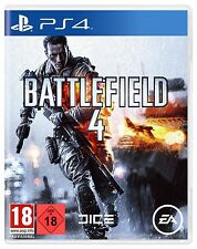 PS4 Battlefield 4 BF4 Shooter IV Game for Sony PlayStation 4 NEW