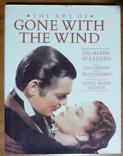 The Art of Gone With the Wind by Judy Cameron Paul Christman hardback book w/ DJ