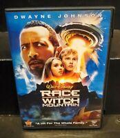 Disneys Race to Witch Mountain (DVD, 2009) Dwayne The Rock Johnson