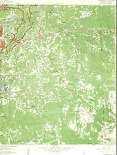 Topographic Map Mississippi.Mississippi Antique North America Topographical Maps Ebay