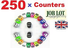 250 x DIGITAL FINGER RING TALLY COUNTER Row counter TASBEEH JOB LOT Wholesale