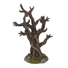 Tree Of Terror Figurine Dept 56 Halloween Village Accessory
