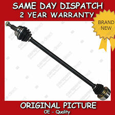 VW GOLF MK4 1.4 16V,1.6,1.9 SDI DRIVESHAFT + CV-JOINT OFF SIDE 1997>2006 *NEW*