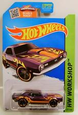 1968 '68 CHEVY CHEVROLET COPO CAMARO SS FLAMES HOT WHEELS HW WORKSHOP DIECAST
