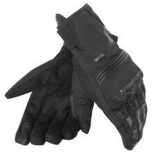 Gants noirs pour motocyclette Femme taille XL