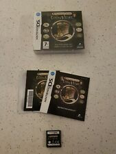 Nintendo DS Game : Professor Layton and the Curious Village (Nintendo DS, 2008)
