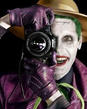 A Joker Jared Leto 8x10 Picture Celebrity Print
