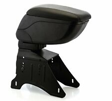 Auto Addict Car Armrest arm rest Console Black Color For Tata Nexon