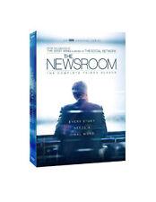 THE NEWSROOM SEASON 3 - BLU-RAY - REGION B UK