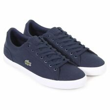 800e71d4b3852c Lacoste Canvas Trainers - Men s Athletic Shoes