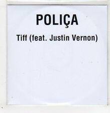 (GB479) Polica, Tiff ft Justin Vernon - 2013 DJ CD