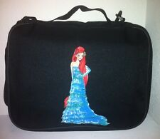 TRADING PIN BAG FOR DISNEY PINS PRINCESS DESIGNER DOLL DRESS ARIEL  MERMAID Book