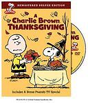 A Charlie Brown Thanksgiving (Remastered Deluxe Edition) DVD, Linus, Charlie Bro