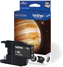 BROTHER LC1240BK Tinte schwarz 600 Seiten für BROTHER DCP-J925DW MFC-J430W