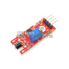 Capacitive Touch Sensor Module for Arduino - Black + Blue
