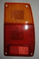 FIAT 128 COUPE'/  PLASTICA FANALE POSTERIORE DX/ RIGHT REAR LIGHT LENS