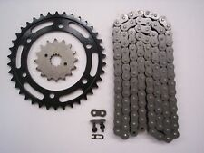 KAWASAKI ZX / GPZ 600 1985-1989 NINJA NEW SPROCKET 15/39 & O-RING CHAIN SET/KIT
