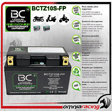 Batteria Moto Litio BC LifePO4 BCTZ10S-FP Battery Lithium corrispondente YTZ10S