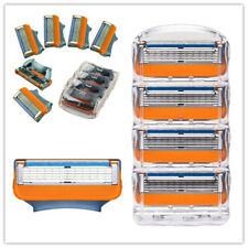 8-20Pcs For Gillette Fusion ProGlide 5-layer Blades Shaving Razor Blades