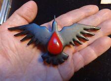 Blood Raven badge pin