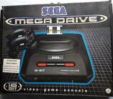 Sega Mega Drive II Console - Black