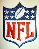 National Football League NFL Embroidered PATCH~3 1/2 x 2 5/8~Iron Sew~Ships FREE