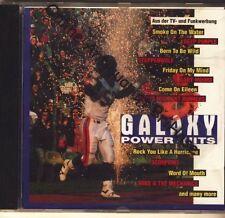 Galaxy Power Hits (1992) Gary Glitter, Steppenwolf, Eddie Cochran, Bryan .. [CD]