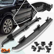 "For 06-13 Range Rover Sport L320 Aluminum 5.5"" Side Step Nerf Bar Running Board"