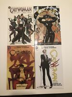 Catwoman Graphic Novel Tpb Lot