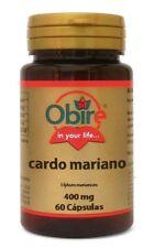 CARDO MARIANO 400 mg 60 capsulas OBIRE