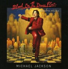 Blood on the Dancefloor History in - Michael Jackson CD Epic